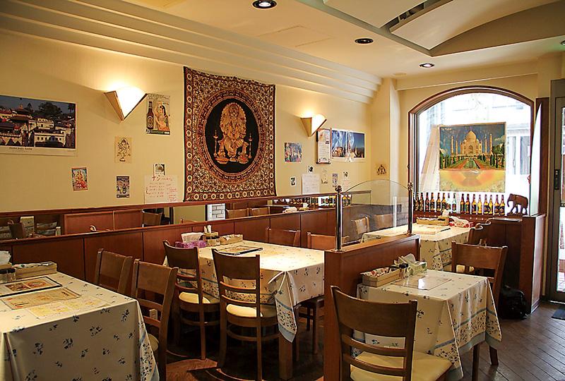 インドレストラン タージ(TAJI)