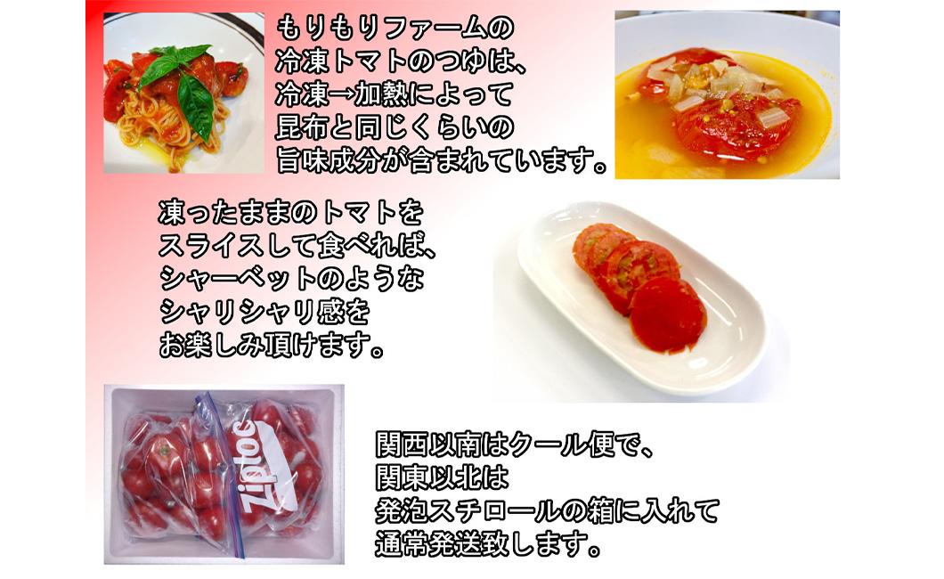 無農薬冷凍トマト